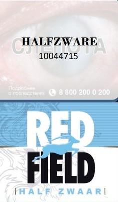 Сигаретный табак Redfield Halfzware вид 1