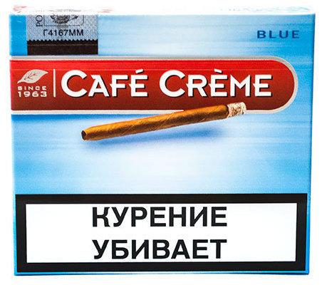 Сигариллы Cafe Creme Blue вид 1