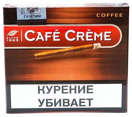Сигариллы Cafe Creme Coffee вид 1