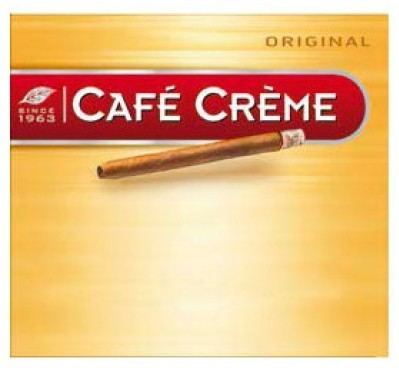 Сигариллы Cafe Creme Original вид 1