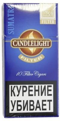Сигариллы Candlelight Filter Sumatra 10 (шт.) вид 1