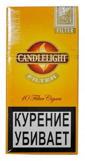 Сигариллы Candlelight Filter Vanilla 10 (шт.) вид 1