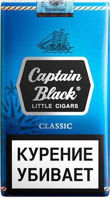 Сигариллы Captain Black Classic вид 1