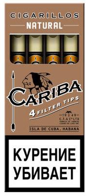 Сигариллы Cariba Natural вид 1