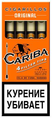 Сигариллы Cariba Original вид 1