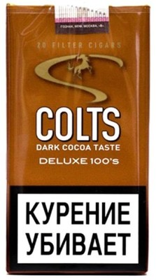 Сигариллы Colts Dark Cocoa вид 1
