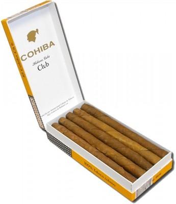 Сигариллы Cohiba Club вид 2