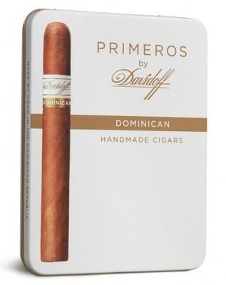 Сигариллы Davidoff Dominican Primeros Natural вид 1