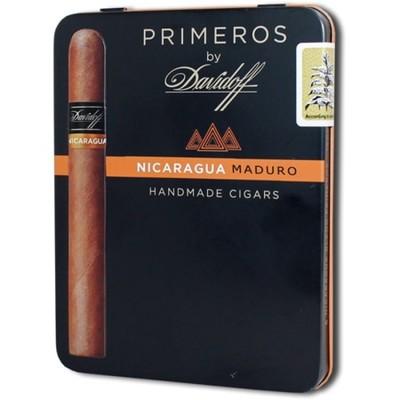 Сигариллы Davidoff Nicaragua Primeros Maduro вид 1