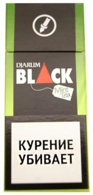 Сигариллы Djarum Black Mint Tea вид 1