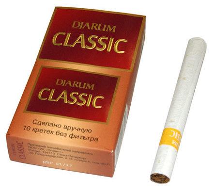 Сигариллы Djarum Classic вид 1