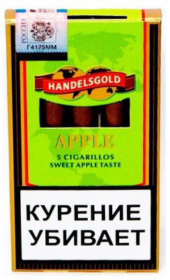 Сигариллы Handelsgold Apple вид 1
