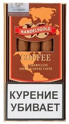 Сигариллы Handelsgold Coffee вид 1