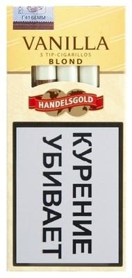 Сигариллы Handelsgold Vanilla Blond Tip вид 1