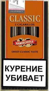 Сигариллы Handelsgold Classic вид 1
