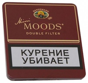 Сигариллы Moods Mini Double Filter вид 1