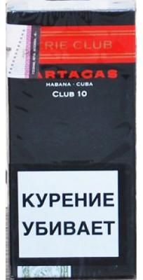 Сигариллы Partagas Club Series вид 1