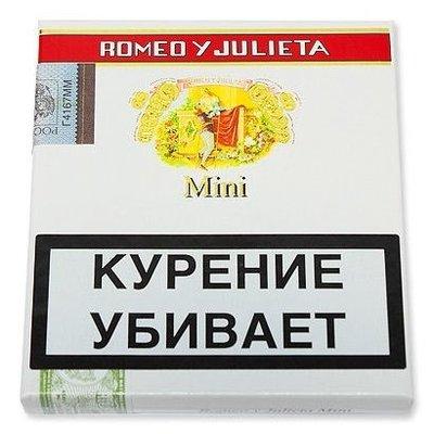 Сигариллы Romeo Y Julieta Mini вид 1