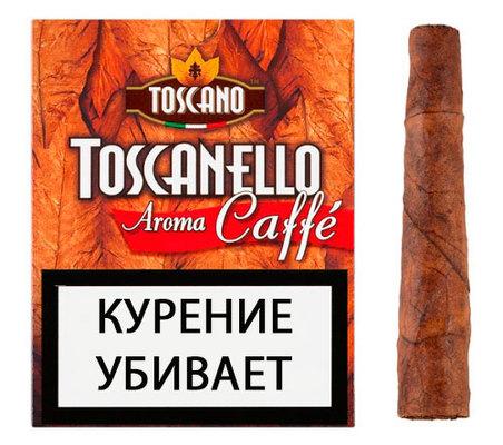 Сигариллы Toscano Toscanello Aroma Саffe вид 1