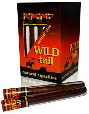 Сигариллы Wild Tail French Cognac 25 шт. вид 2