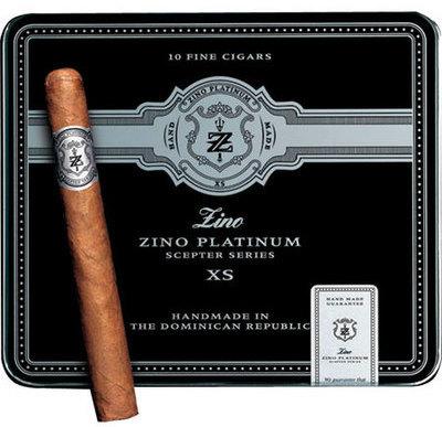 Сигариллы Zino Platinum XS вид 1