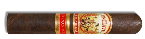 Сигары A. J. Fernandez Enclave Broadleaf Robusto вид 1