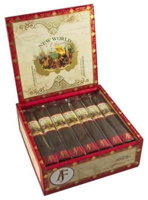 Сигары A. J. Fernandez New World Gobernador Toro вид 3