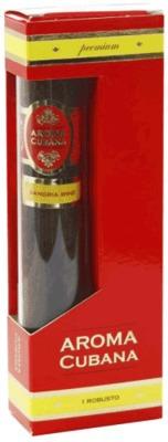 Сигары Aroma Cubana Dark Chocolate Robusto 1 шт. вид 1