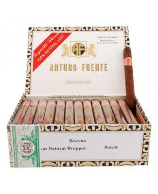 Сигары Arturo Fuente Brevas Royale Maduro вид 2