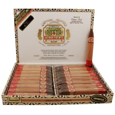 Сигары Arturo Fuente Chateau Fuente Queen B вид 3