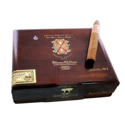 Сигары Arturo Fuente Opus X Perfecxion No. 2 вид 2