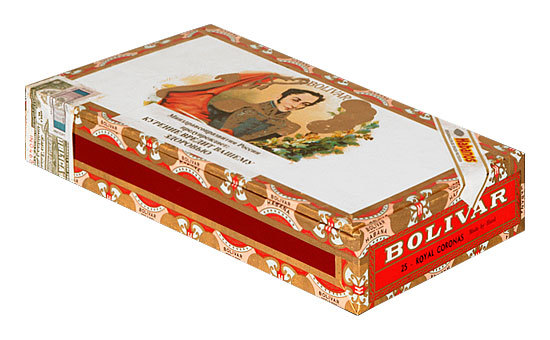 Сигары  Bolivar Royal Coronas вид 3