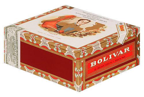 Сигары  Bolivar Tubos No 1 вид 3