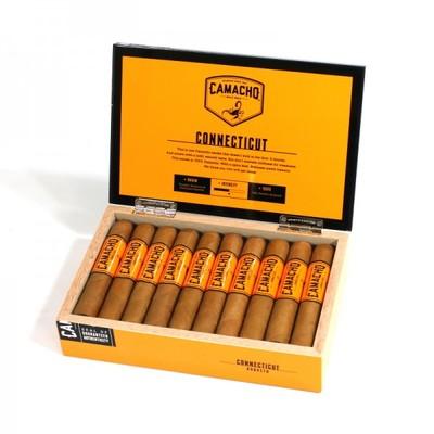 Сигары Camacho Connecticut Robusto вид 2