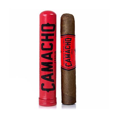 Сигары Camacho Corojo Robusto Tubos вид 1