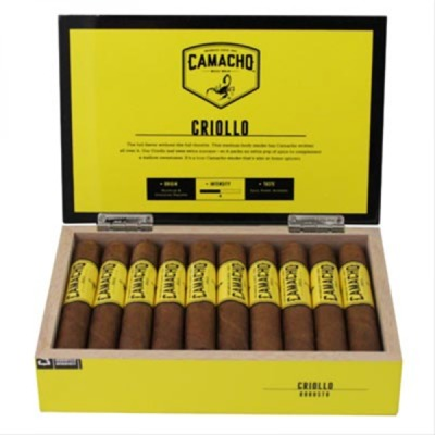 Сигары Camacho Criollo Robusto вид 2