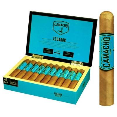 Сигары  Camacho Ecuador Robusto вид 2