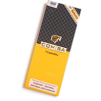 Сигары  Cohiba Esplendidos вид 5