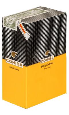 Сигары  Cohiba Esplendidos вид 4