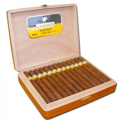 Сигары  Cohiba Exquisitos вид 3