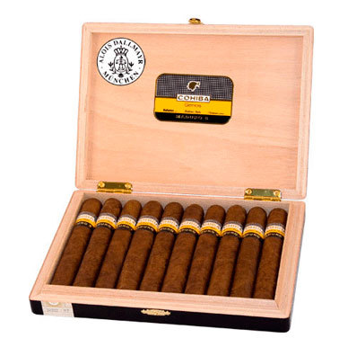 Сигары  Cohiba Genios вид 2