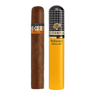 Сигары  Cohiba Robustos Tubos вид 2