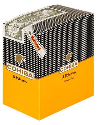 Сигары  Cohiba Robustos вид 4