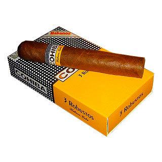 Сигары  Cohiba Robustos вид 3