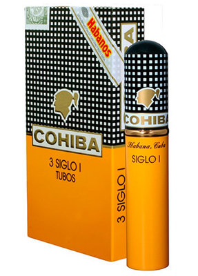 Сигары  Cohiba Siglo I Tube вид 2