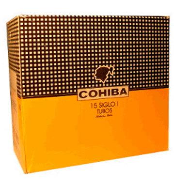 Сигары  Cohiba Siglo I Tube вид 3
