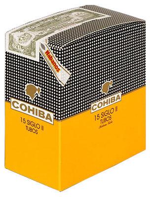 Сигары  Cohiba Siglo II Tube вид 5
