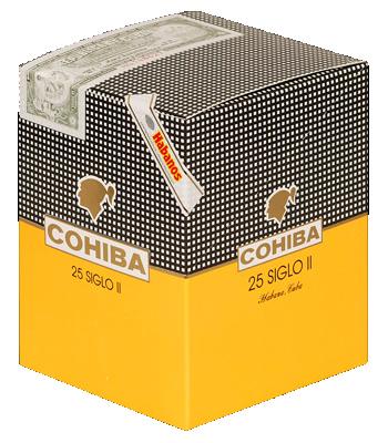 Сигары  Cohiba Siglo II вид 3