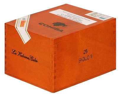 Сигары  Cohiba Siglo II вид 4