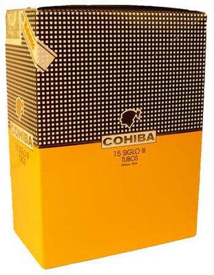 Сигары  Cohiba Siglo III Tubos вид 4